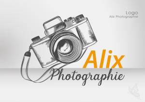 Créa.Com Agence de Publicité, logo alix photo