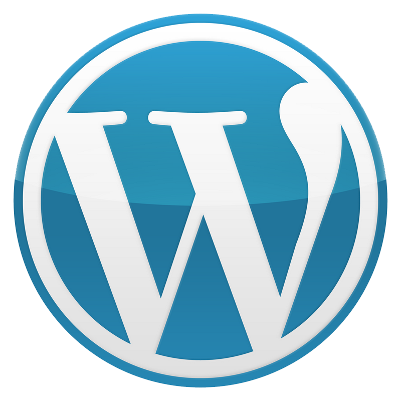 Créa.Com Agence de Publicité, wordpress-logo